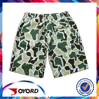 Wholesale Custom plain dyed beachwear of board shorts for man