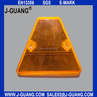 road stud reflector for driveway,reflective road guardrail reflector for road safety