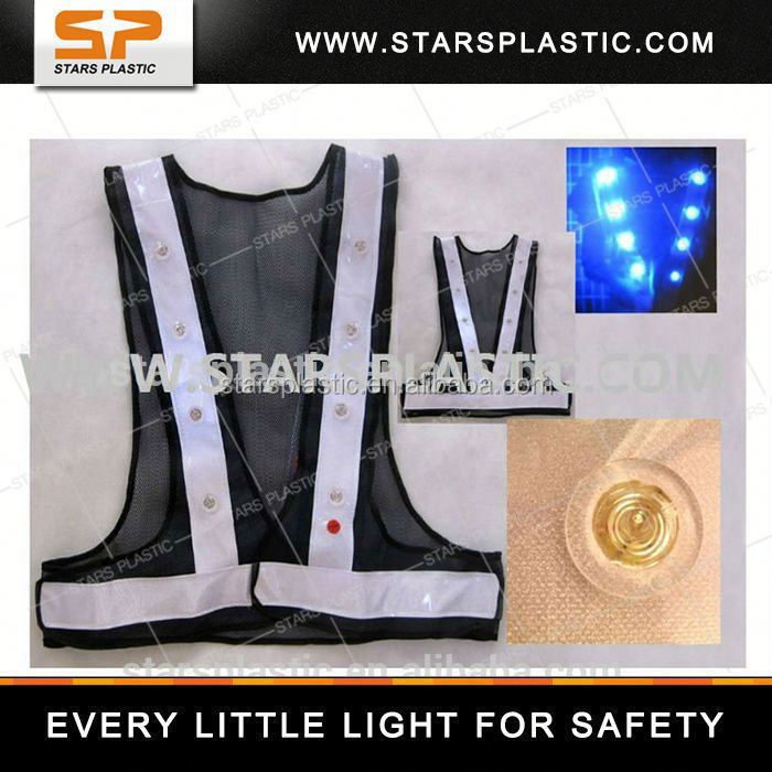 ST-LRV-02 protective fluorescent jacket
