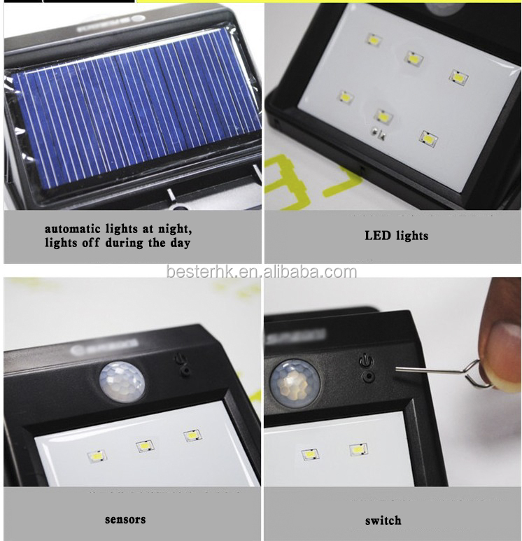 Wholesale hot sale LED solar streetlight all in one solar outdoor ...