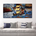 canvas modern decorative abstract wall painting