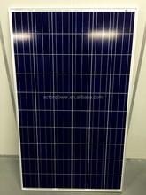 Solar panel 250W 300W with CE TUC CEC PV module