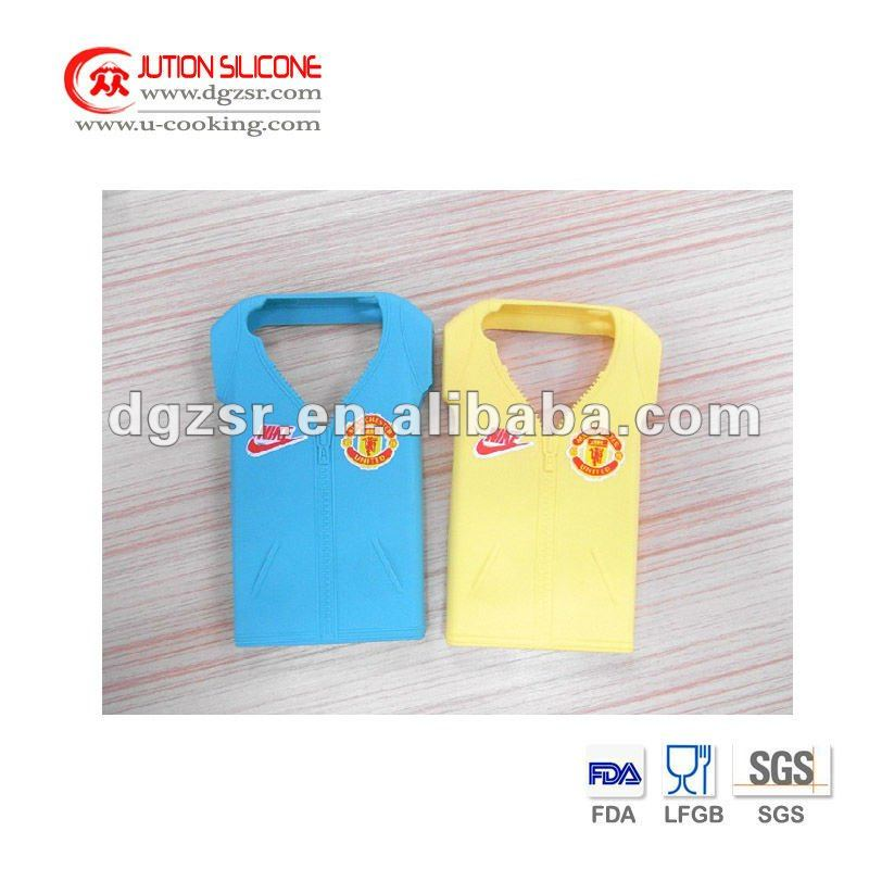 clothes shape silicone case for IPHONE,mobile phone accessories,cell phone accessories