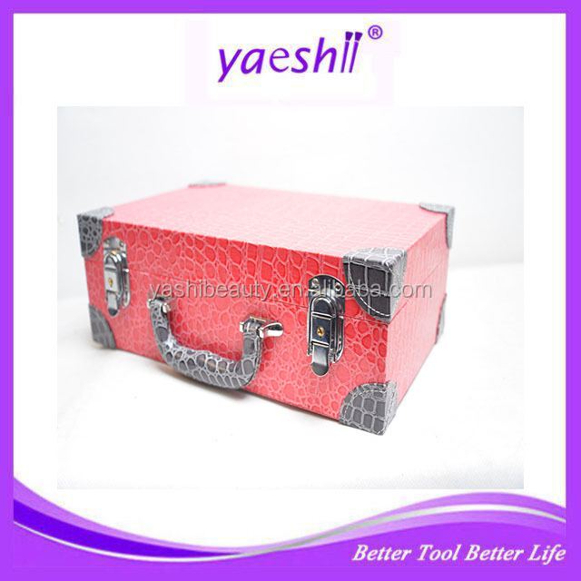 Yaeshii Professional Manufacture cheap Aluminum Vanity Beauty Makeup Case