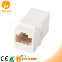 RJ45 Double Jack Adapter