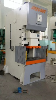 Alibaba Expresss JH21 punching press eyelet punch machine with CE&ISO