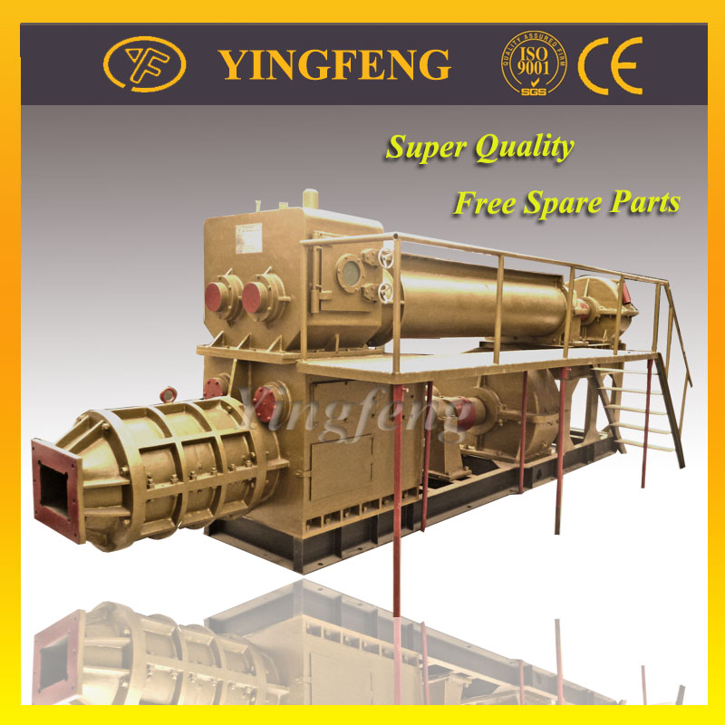 Professional!!! JZK50 hollow clay block brick making machine