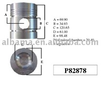 82878 piston For Perkins engine