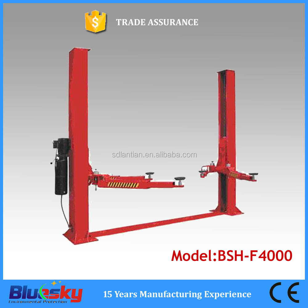 2016 High quality hoist/used car hoist lift/two post car lift