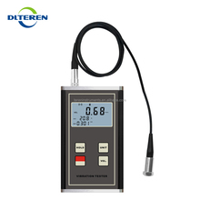 Digital 10Hz - 1kHz vibration measuring instrument for air compressor