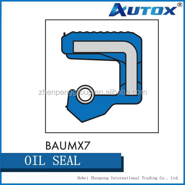BAUMX7 OIL SEAL 32*42*7/6*22*7MM VITON SEAL
