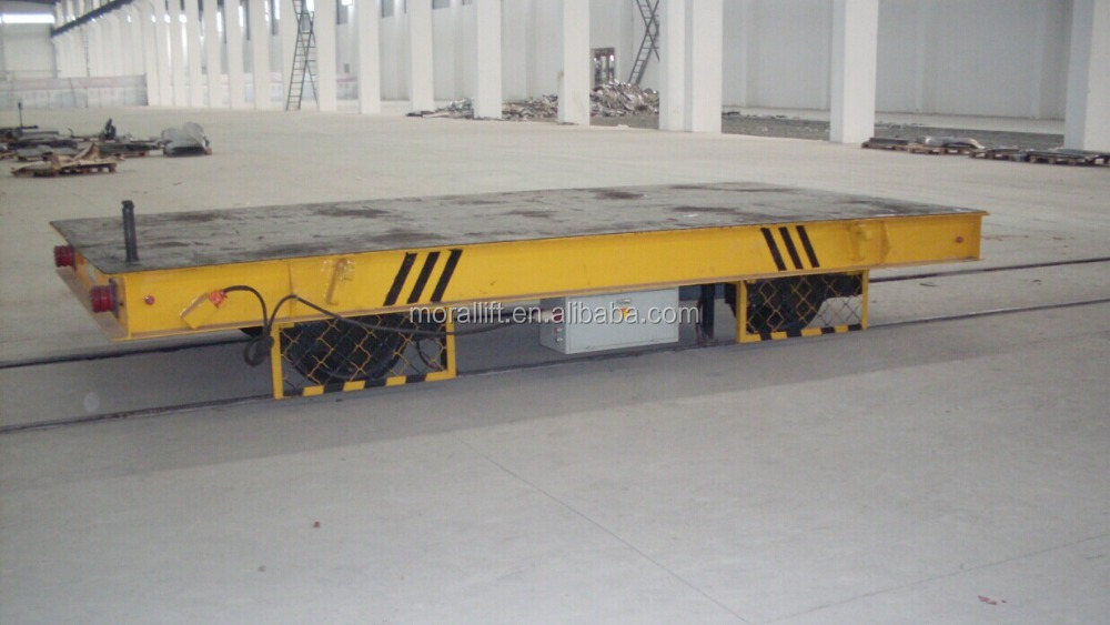 150ton transfer car for steel factory