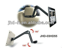HOT SELLING!!!Pillow Bracket Universal Tablet Car holders for iPad/iPad 2, Clip holder On chair