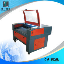 6040 co2 60w laser cutting machine for model