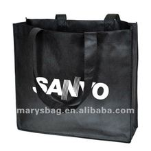 Non Woven Oversized Tote Bag with Self Material Shoulder Straps