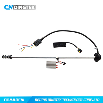 DF330 cuttables capacitive fuel level sensor tank monitoring system for liquid measurment RS 232/485 Signal Output
