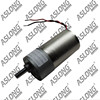 Aslong 12v-30v 24v electric vehicle brushless dc motor low noise with high quality 24 volt dc geared motor