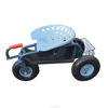 Best Rolling Work Seat With Tool Tray Heavy Duty Gardening Planting Garden Cart
