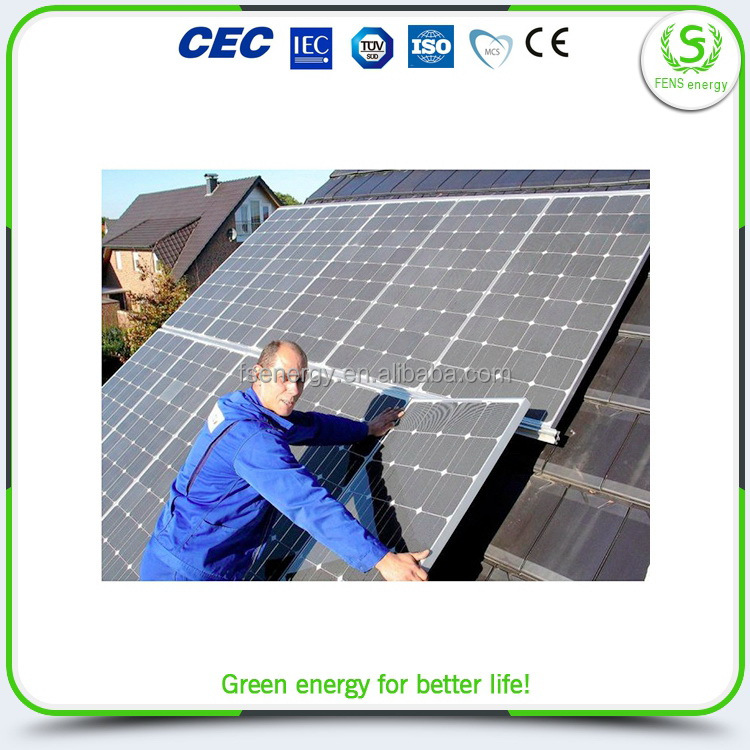 High quality hotsell 300w solar panel facts