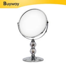 Round Shape and Cosmetic Mirror Type Crystal Mirror