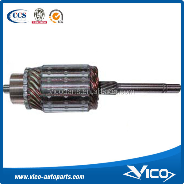 12V Starter Motor Armature For Marelli,IM7,83225127,83225727,83225937