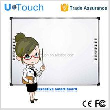 Educational use 92inch smart board interactive whiteboard/ir interactive whiteboard/infrared interactive whiteboard