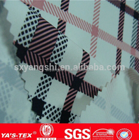 YA'S-TEX 2016 fire retardant fabric,electric fabric scissors,sportswear fabric