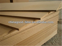 melamine/plain Medium density fiberboard