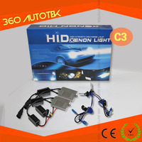 Hot sale 12V 35W/55w 3000K/4300K/6000K HB3/HB4/H8/H9/H11 factory supply cheap hid xenon kit