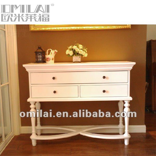 multifunctional hallway console table