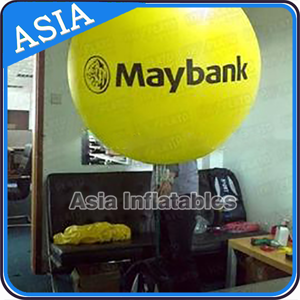 Led Backpack Inflatable Balloon Lighting For Advertising