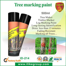 RAL color Wood marking paint