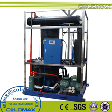 ce certification commercial 5 tons tube ice plant