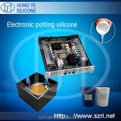 PCB Electronic Potting Silicone rtv