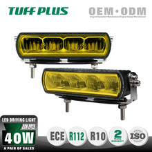 New Driving Light Bar DRL 20W E-mark approved LED off road