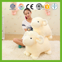New design best handmade China supplied stuffed plush lamb toy