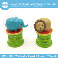 Animal shaped cheap wholesale small baby girl birthday gifts elephant trinket box