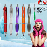 2016 high quality good printing elegant promotional ball pen