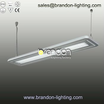 T5 T16 Fluorescent Aluminum Pendulum Light Fixtures