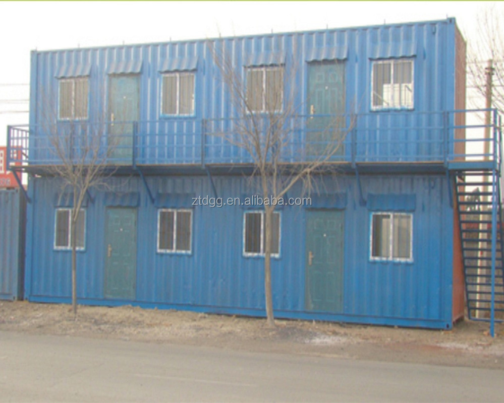 Factory wholesale light Steel frame House Prefab house and office