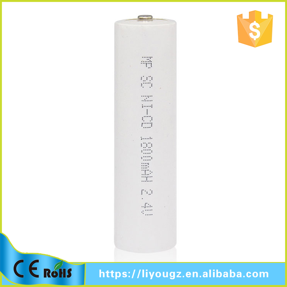 OEM Wholesale High Capacity 2.4V NI-CD Rechargeable Battery For Power Tool, UPS Power, Emergency Light 1800mAh