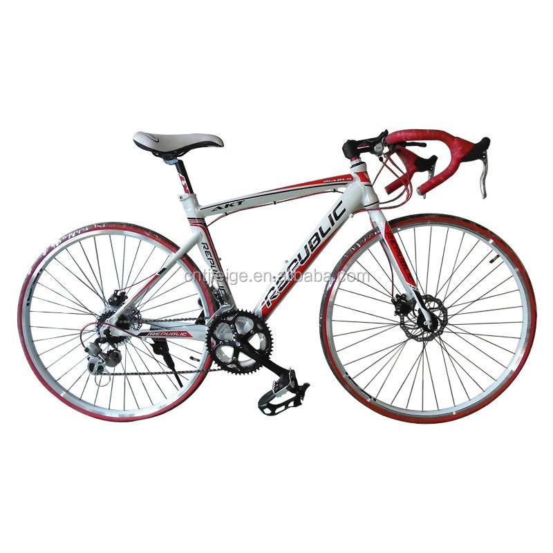 High quality disc brake 700C sport road bicycle(FP-700CSP15003)