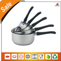 kitchens stainless steel kinox cookware