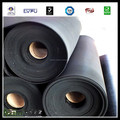 soft shore A SBR rubber sheet fabric smooth surface SBR rubber flooring with cloth
