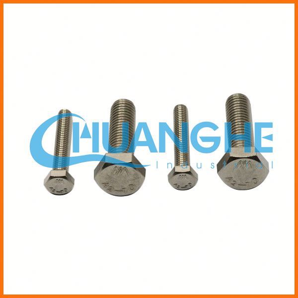 High Tensile Fastener nut and bolt, hydraulic bolt tensioner