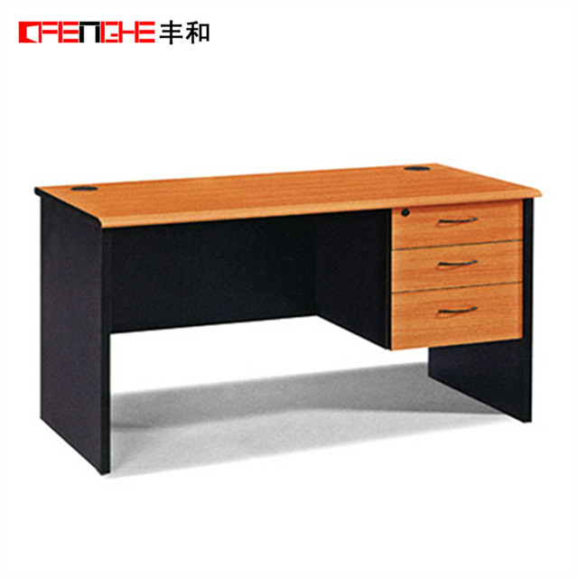 Cheap Price Standard Size Wooden Computer Desk for Sale