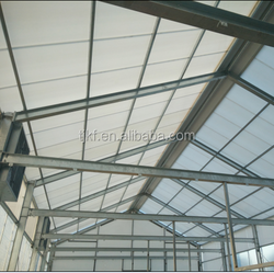 Customized Size Poly Tunnel Film Green House For Agricultural For Sale