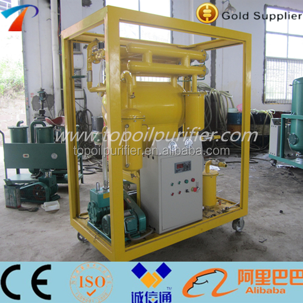 6000 Liter Per Hour Transformer Oil Purifier For Power Transformer,Dielectric Oil Disposal,Insulating Oil Treatment Machine