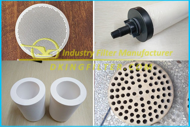 middle East High quality ceramic filter water filter element/cartridge for industry