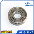 Stainless steel deep groove roller ball S6305ZZ bearing with 25*62*17mm
